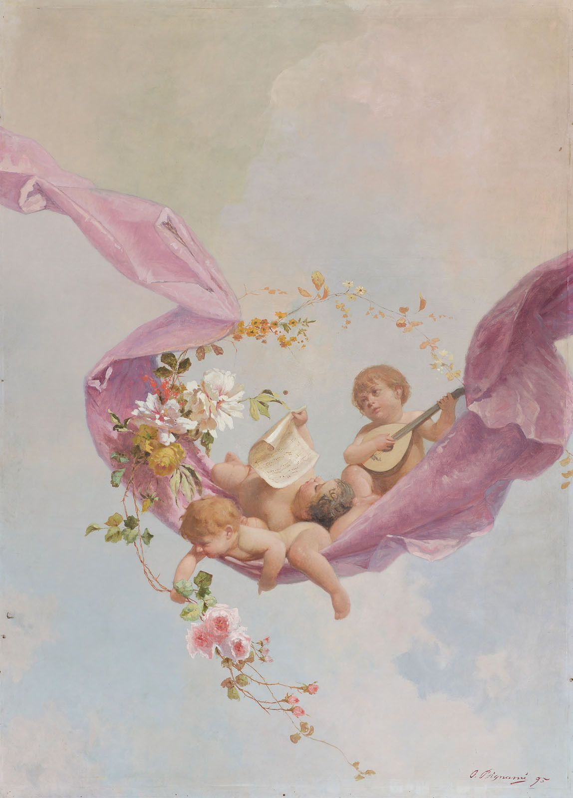 Pin By Vista Thomas On Photos For Every Aesthetic Angel Wallpaper Romantic Art Angel Painting Aesthetic wallpaper angels romantic