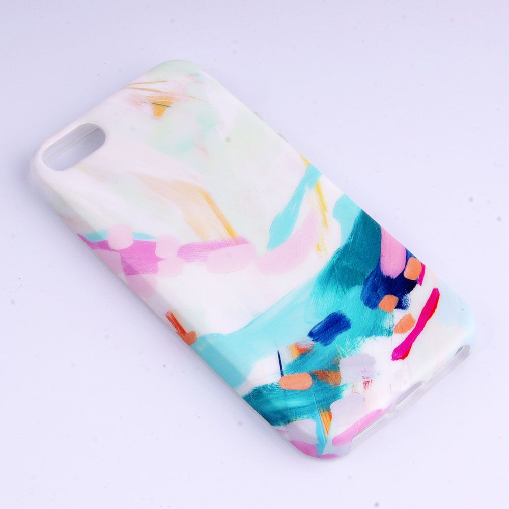 For IPhone5/5S Art Paint All-Inclusive Soft TPU