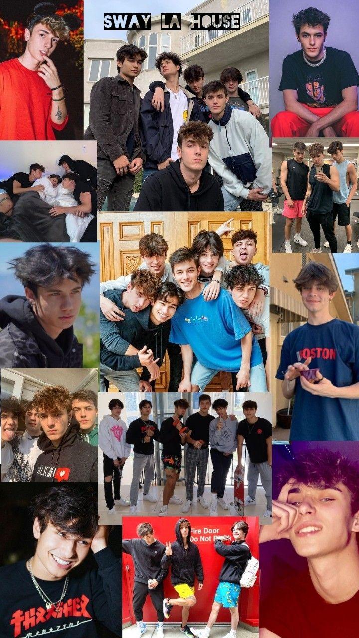 Tik Tok Boys Boys Wallpaper Young Cute Boys Hall Wallpaper