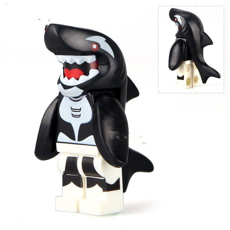 Lego Batman Series Orca Shark Minifigure