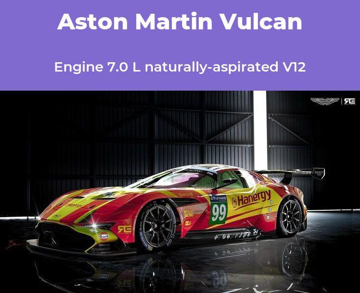 The Aston Martin Vulcan Price Us 2 3 Million Astonmartin Aston