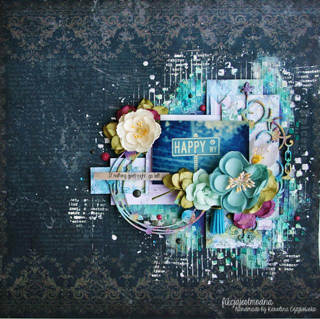 Blue Fern Studios: My first projects for Blue Fern Studios - Karolina Czajkowska