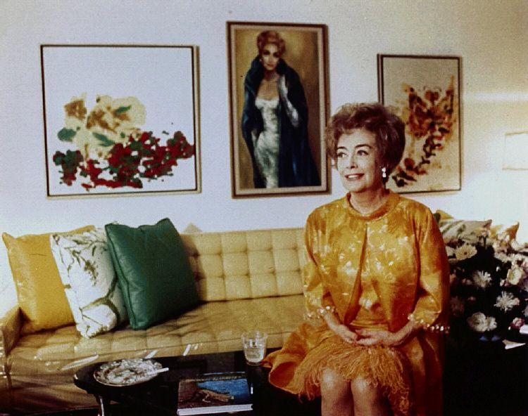 31 best Joan Crawfords Colorful Homes images on Pinterest Joan