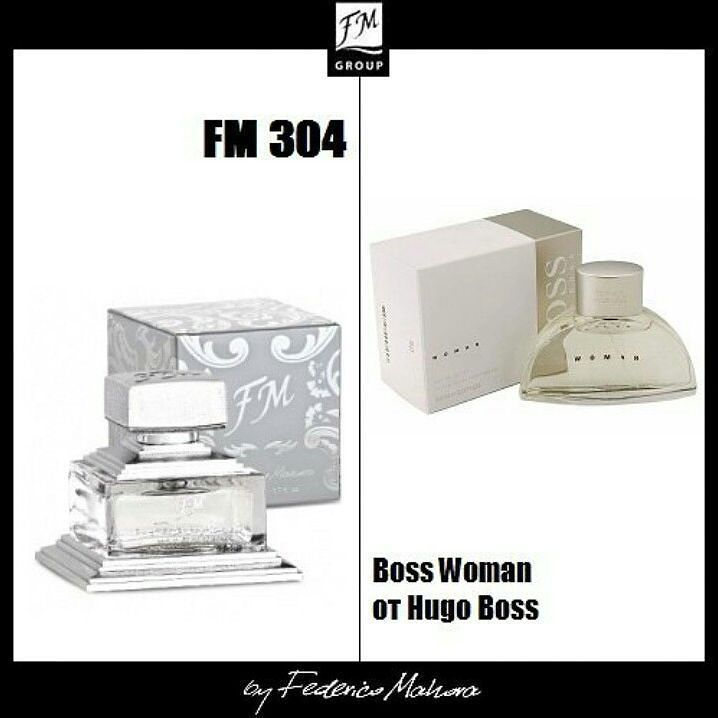 Fm304 Floral Business Essence Parfum 20 Size 50ml Type