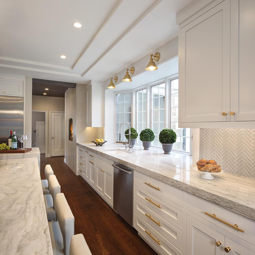 Kitchen Cabinets Without Hardware: Kitchen Design, Kitchen