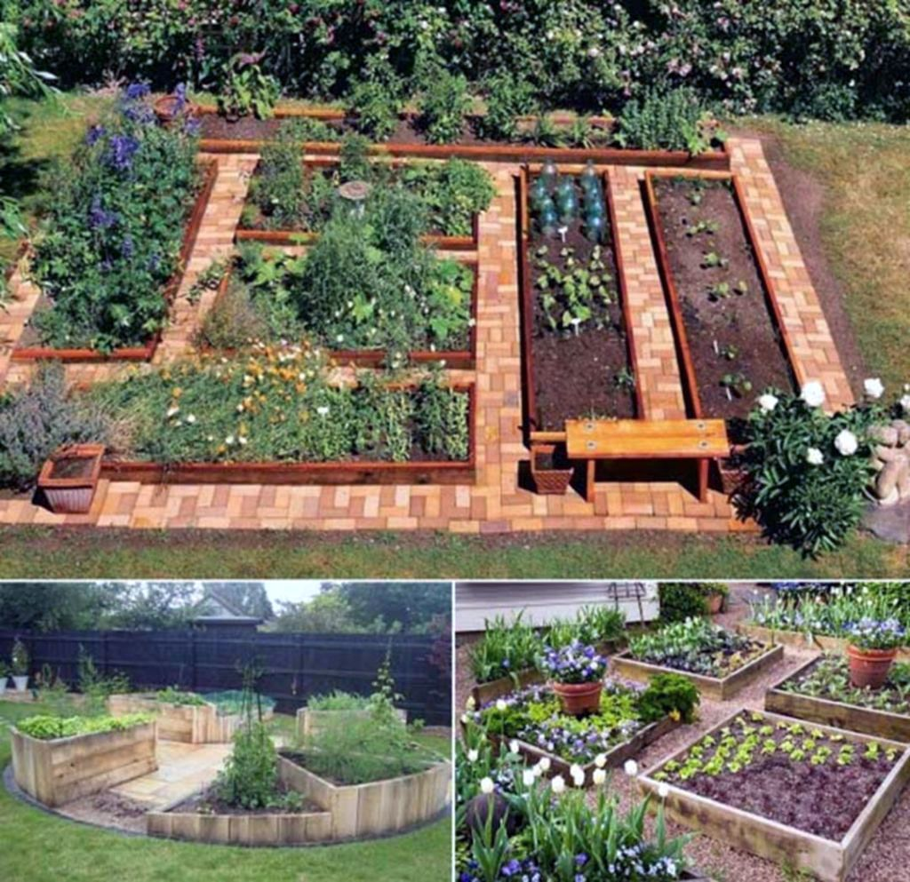 7 Tips For A High Yield Vegetable Landscape Also When You Re