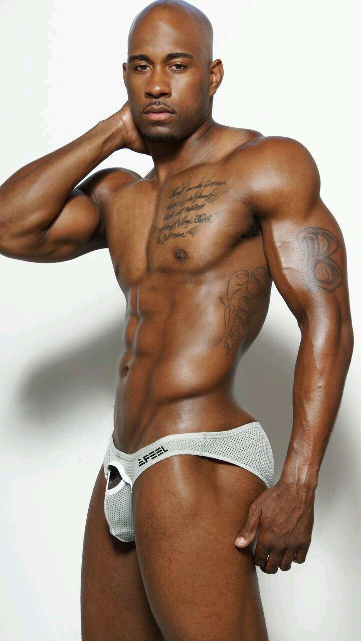 Nude pics of hot black guys