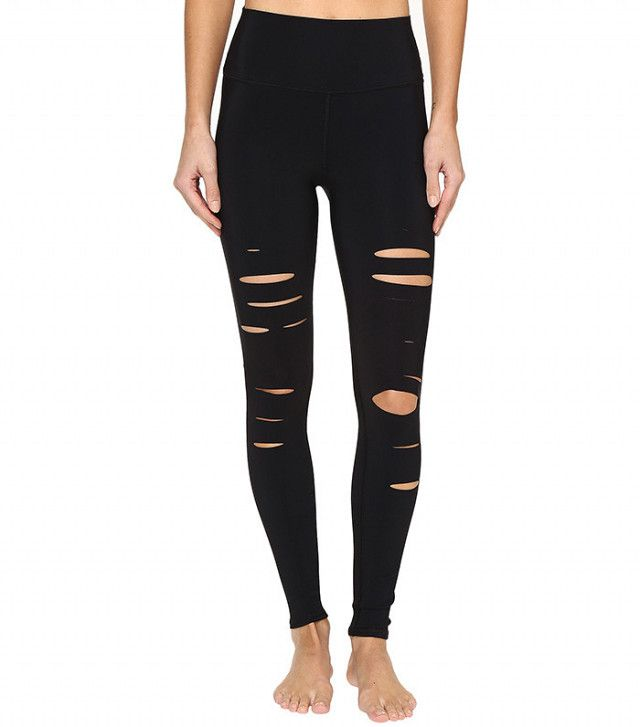 Alo Ripped Warrior Leggings