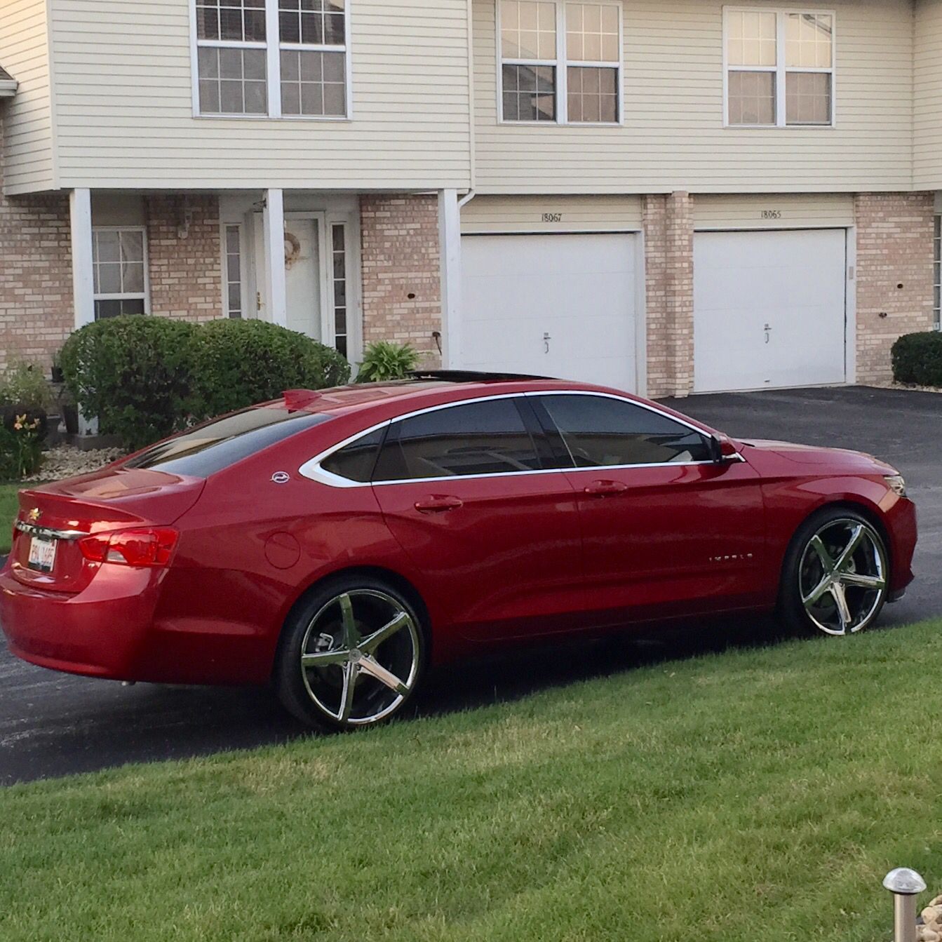 Pin By Aaron On Cars In 2020 Impala Ltz Rims For Cars Impala