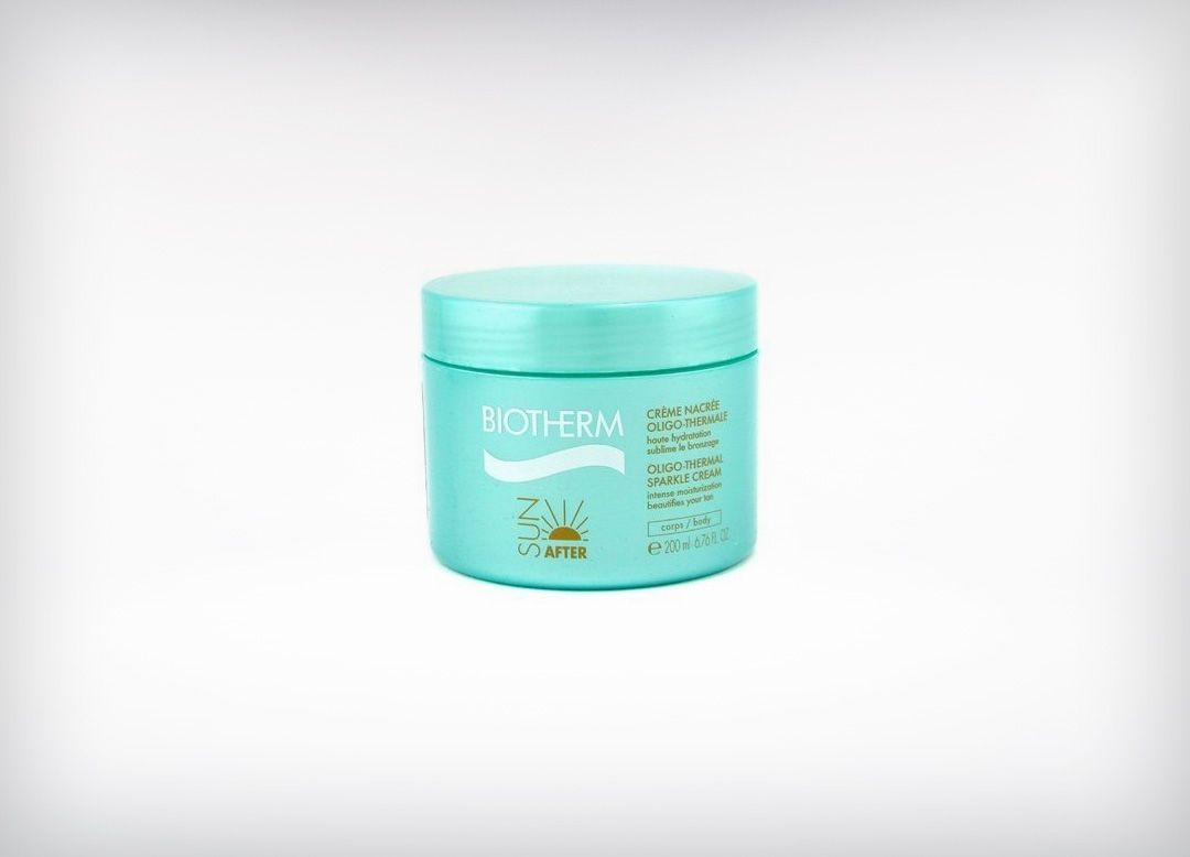 Mother's Day Gifts - BİOTHERM Oligo After Sun Sparkle Cream #mothersday #skincare #beauty