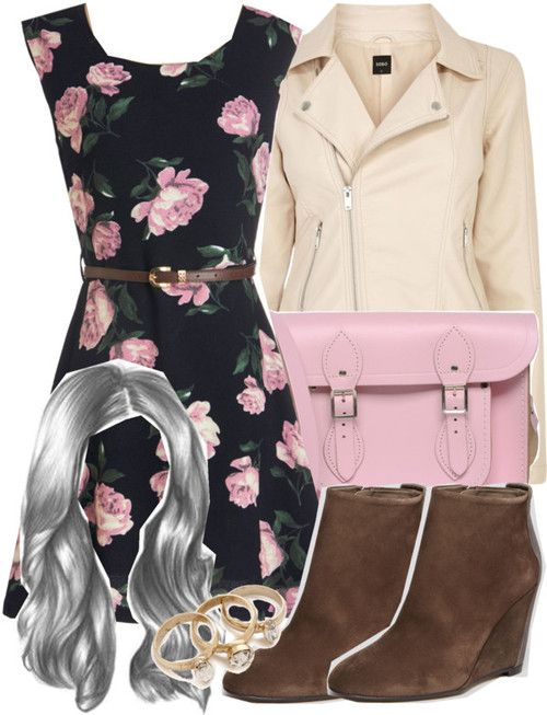 Lydia Martin Inspired Outfit - Spring/Summer 2015
