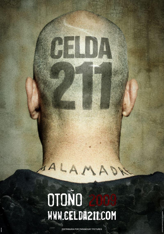 Cartel Español de Celda 211