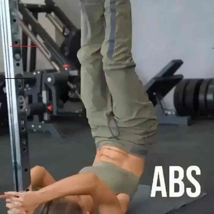Sports & Outdoors Flat stomach ab exercise #absworkout #exercisefitness #exercise #fitness<br>  NEW...
