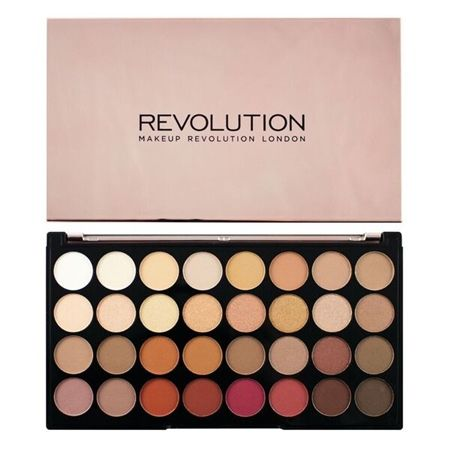 Makeup Revolution Ultra 32 Eyeshadow Palette Flawless 3 Resurrection - Click to view a larger image