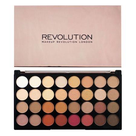 Makeup Revolution Ultra 32 Eyeshadow Palette Flawless 3 Resurrection  - Cliquez pour agrandir l'image