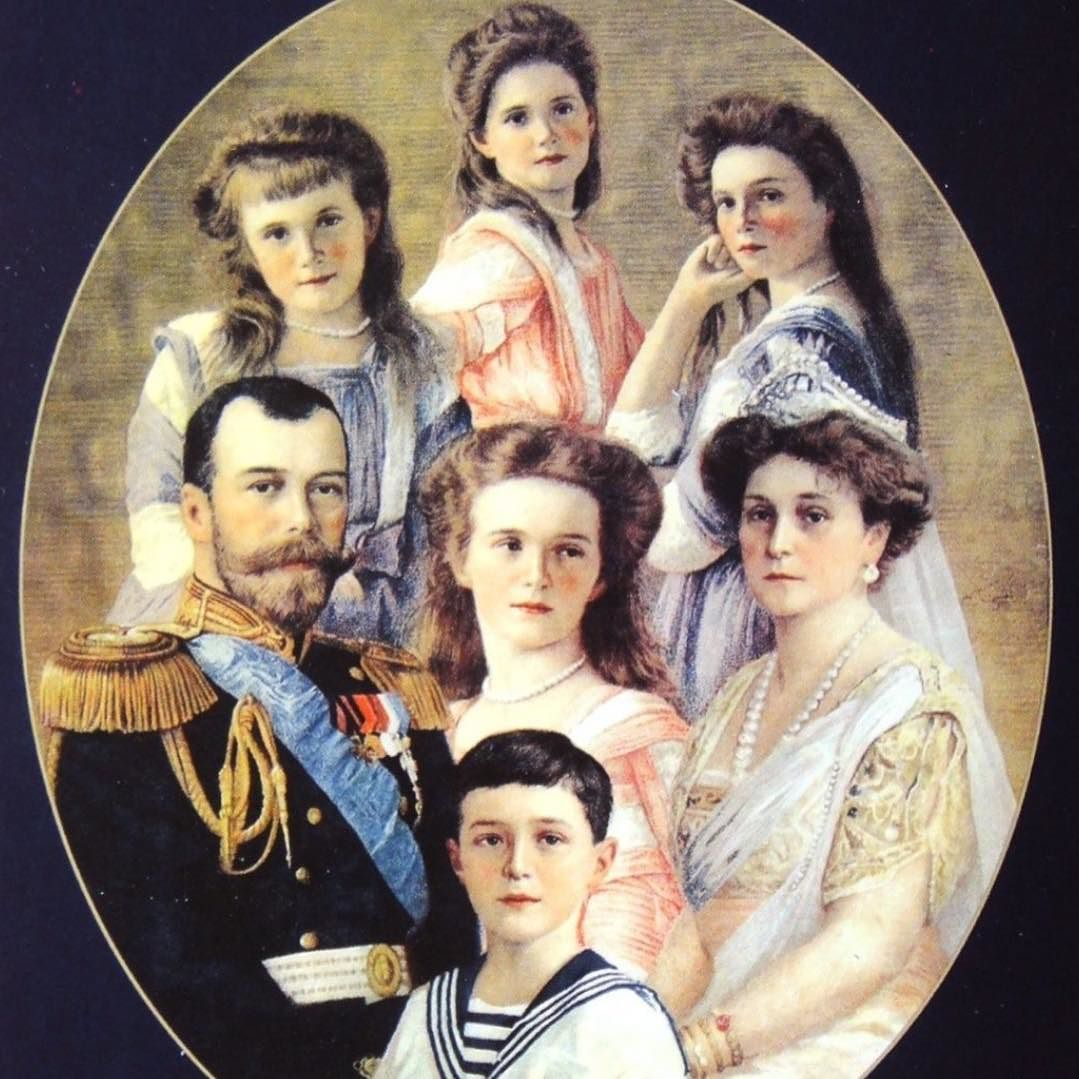 Russia's last Royal family