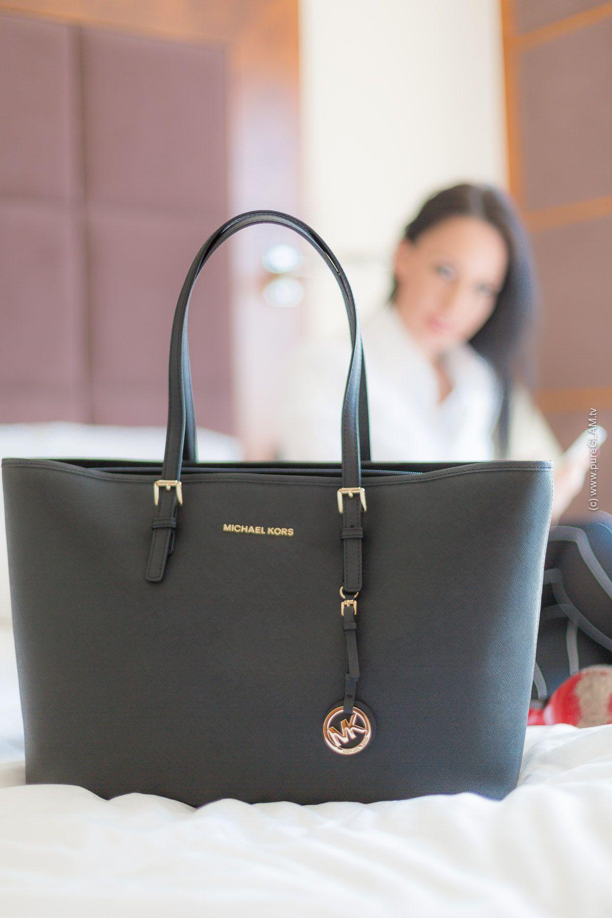 Michael Kors Bag Jetset Laptop Case Michael Michaelkors Apple Mac Handtaschen Frauen Taschen Handtasche Shopper