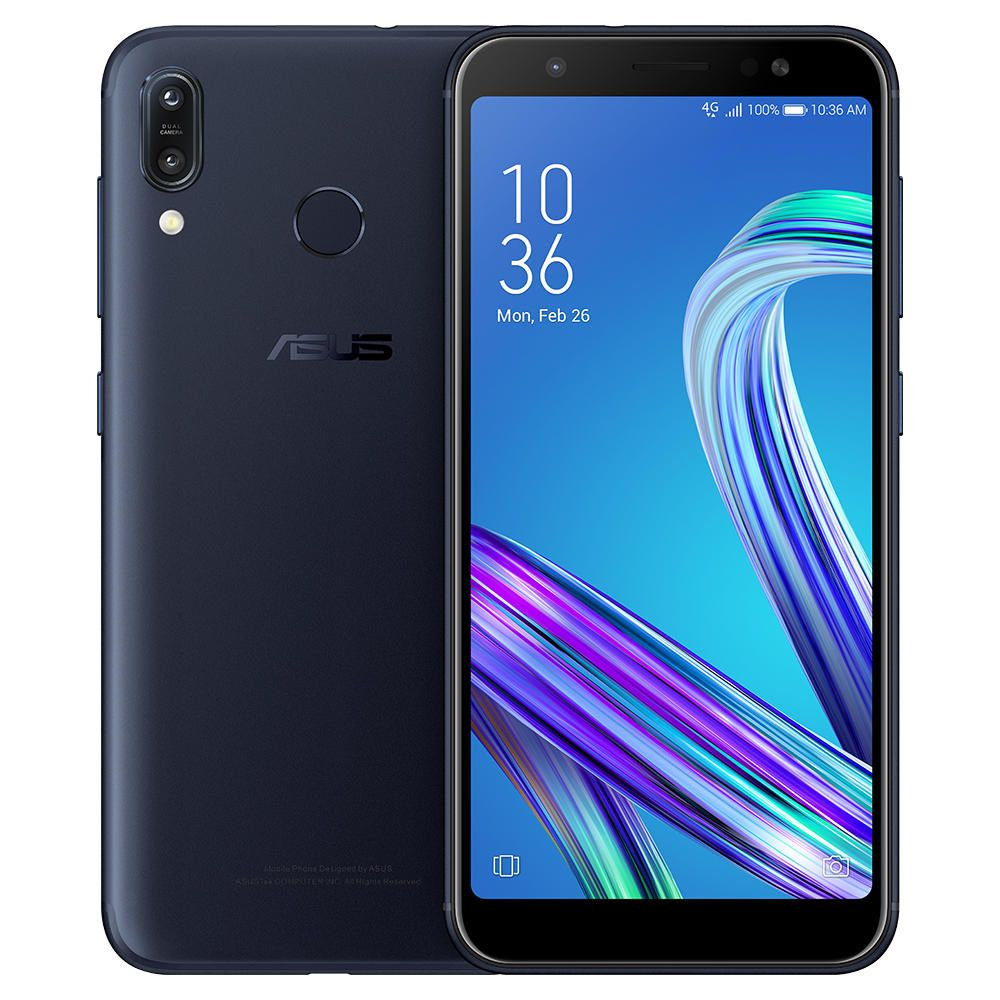 14af3c507  US 199.99  Asus ZenFone Max(M1) 5.5 Inch 4000mAh Android O 3GB RAM 32GB  ROM SnapDragon 425 4G Smartphone  asus  zenfone  maxm1  inch  4000mah   android ...
