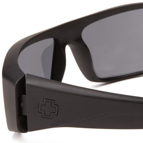 Spy Optic Logan Sunglasses,Matte Black Frame/Grey Lens,one size - See more at: http://sports.florentta.com/sports-outdoors/action-sports/wakeboarding/spy-optic-logan-sunglassesmatte-black-framegrey-lensone-size-com/#sthash.dzprMaWW.dpuf