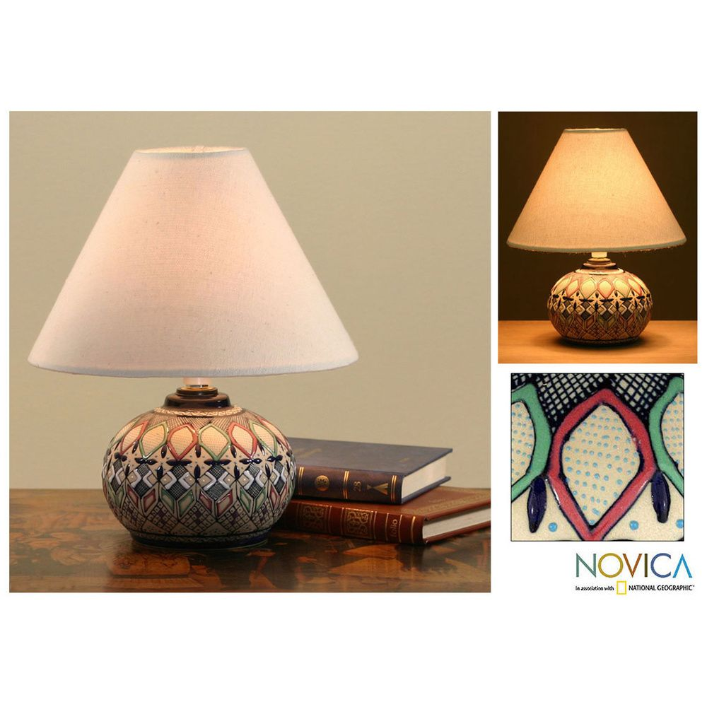 Great night lamps - Ceramic Light Of Night Lamp Mexico Overstock Shopping Great