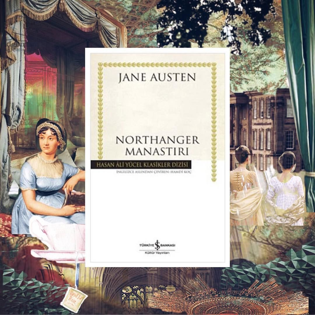 Northanger Abbey - a book inside the book