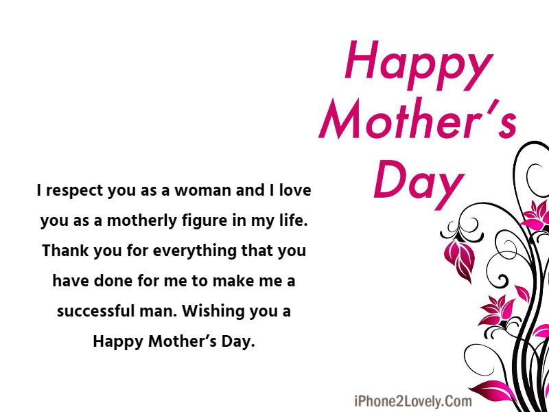 Happy Mother's Day Wishes for Teachers 2019 - iPhone2Lovely | Wishes for  teacher, Mother day wishes, Happy mothers day wishes