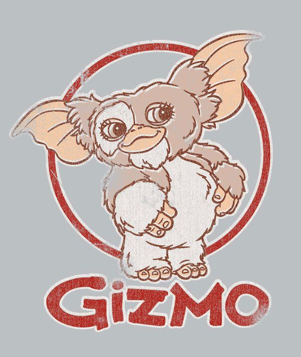 I need to watch this movie again gizmos just too cute