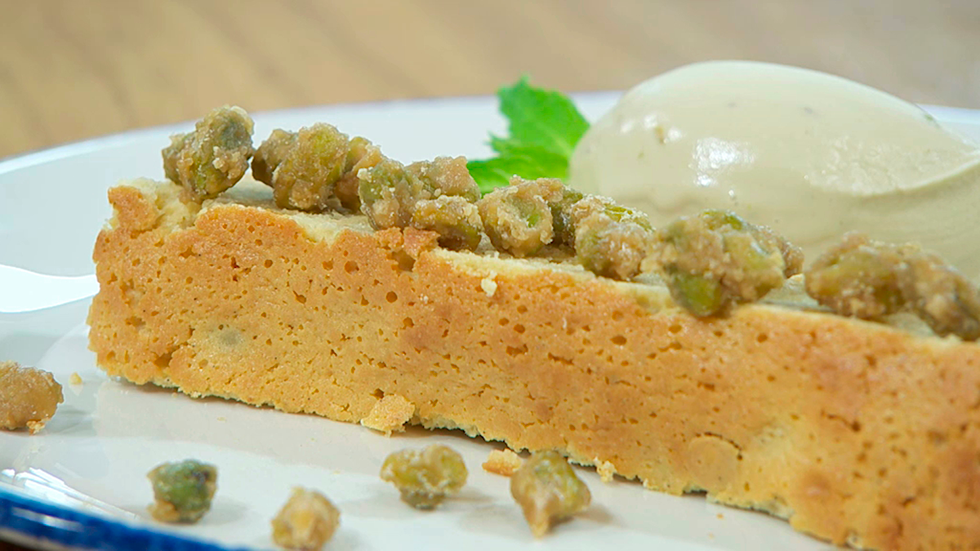 Awesome Torres En La Cocina   Blondie Con Pistachos, Torres En La Cocina Online,  Completo