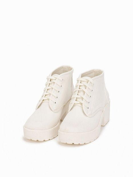 Chunky Lace Boot NLY Shoes 2015 sale online best prices cheap online huge surprise px6n4s