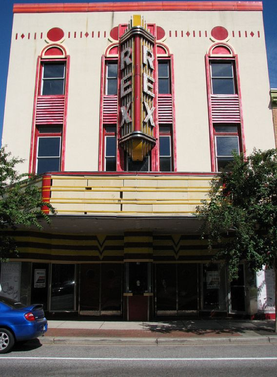 gallery of abandoned theatres 15 pensacola florida