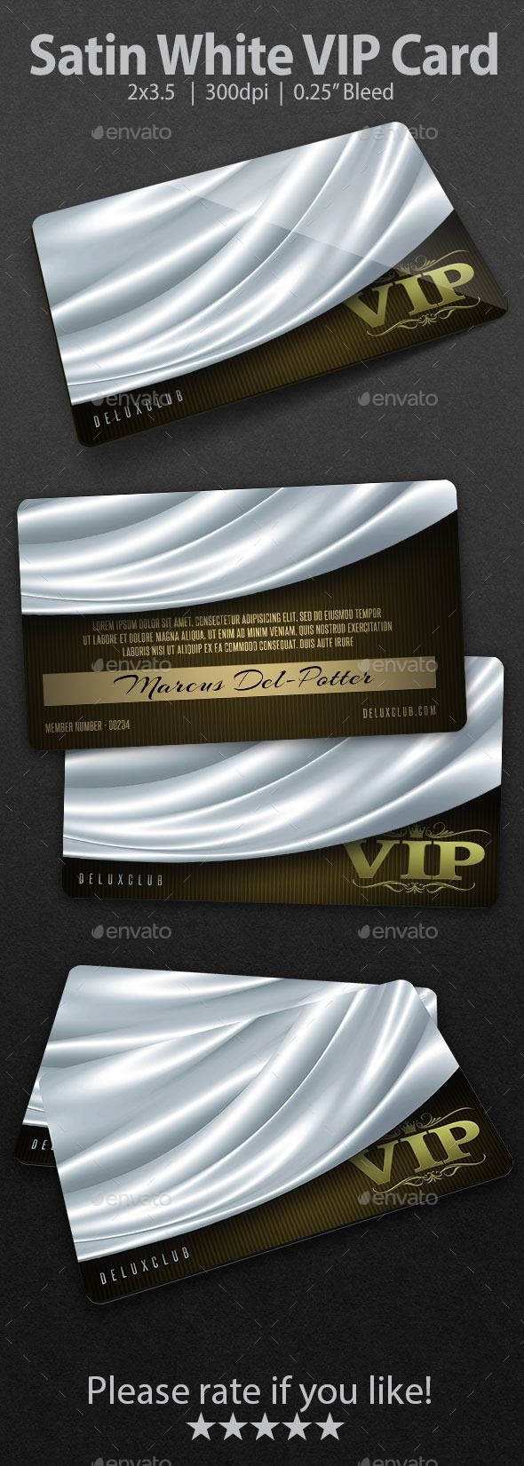 Satin white vip card vip card vip and satin satin white vip card psd template only available here http reheart Choice Image