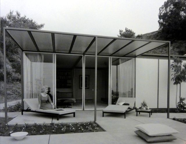 Case Study House 18b Fields House Craig Ellwood 1958 Today Remodeled Beyond Recognition