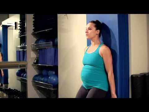 How To Stretch Your Back In The Second Trimester (Video) | LIVESTRONG.COM