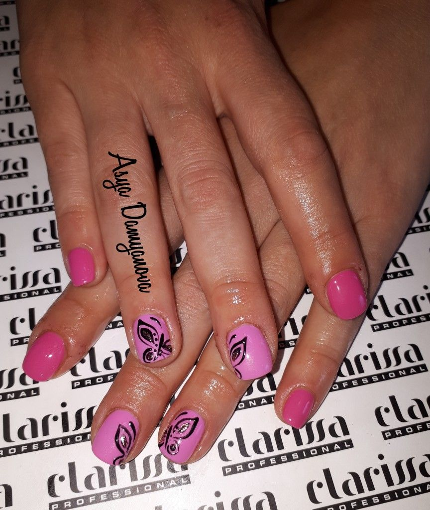 Pin by Annie Laux on MY NAIL ART OBSESSION !!   Hand