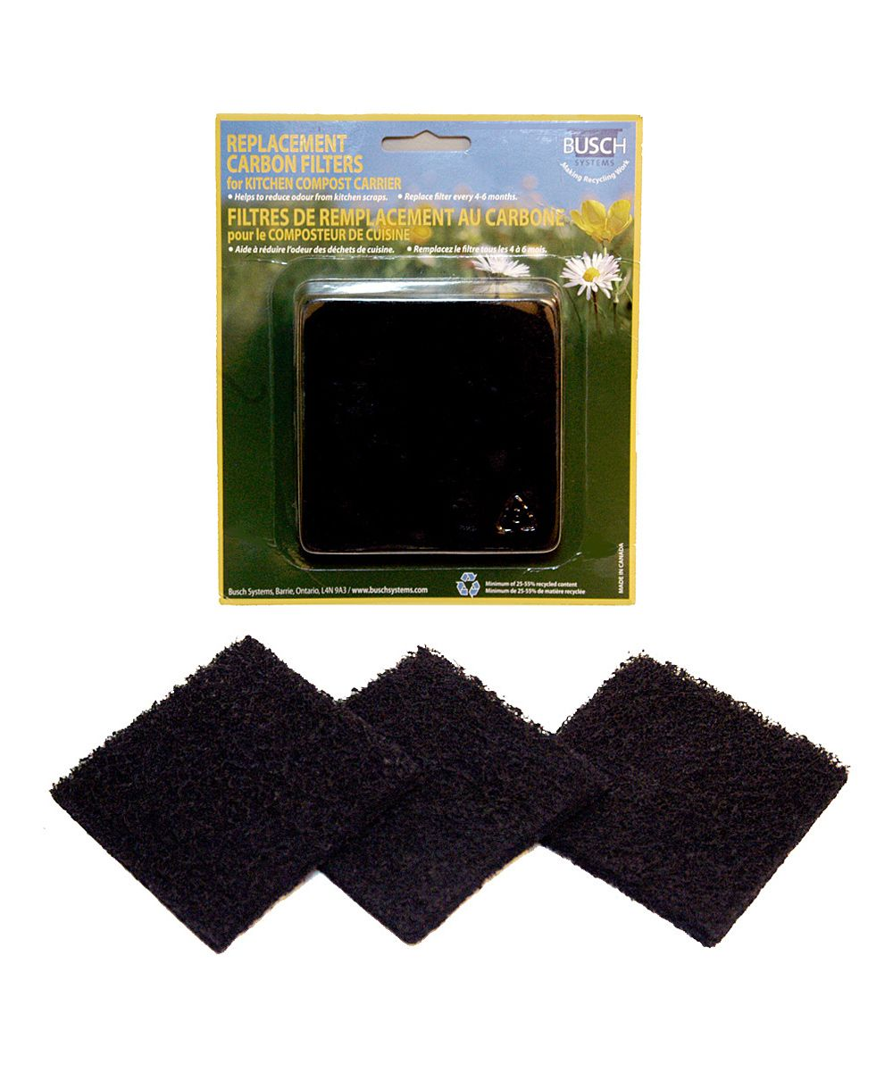 Kitchen Compost Pail Replacement Filter Eco kitchen