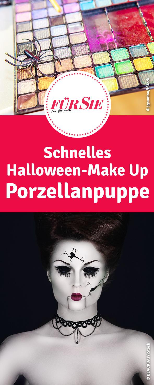 Top 5 Halloween Make Ups Halloween Pinterest Halloween