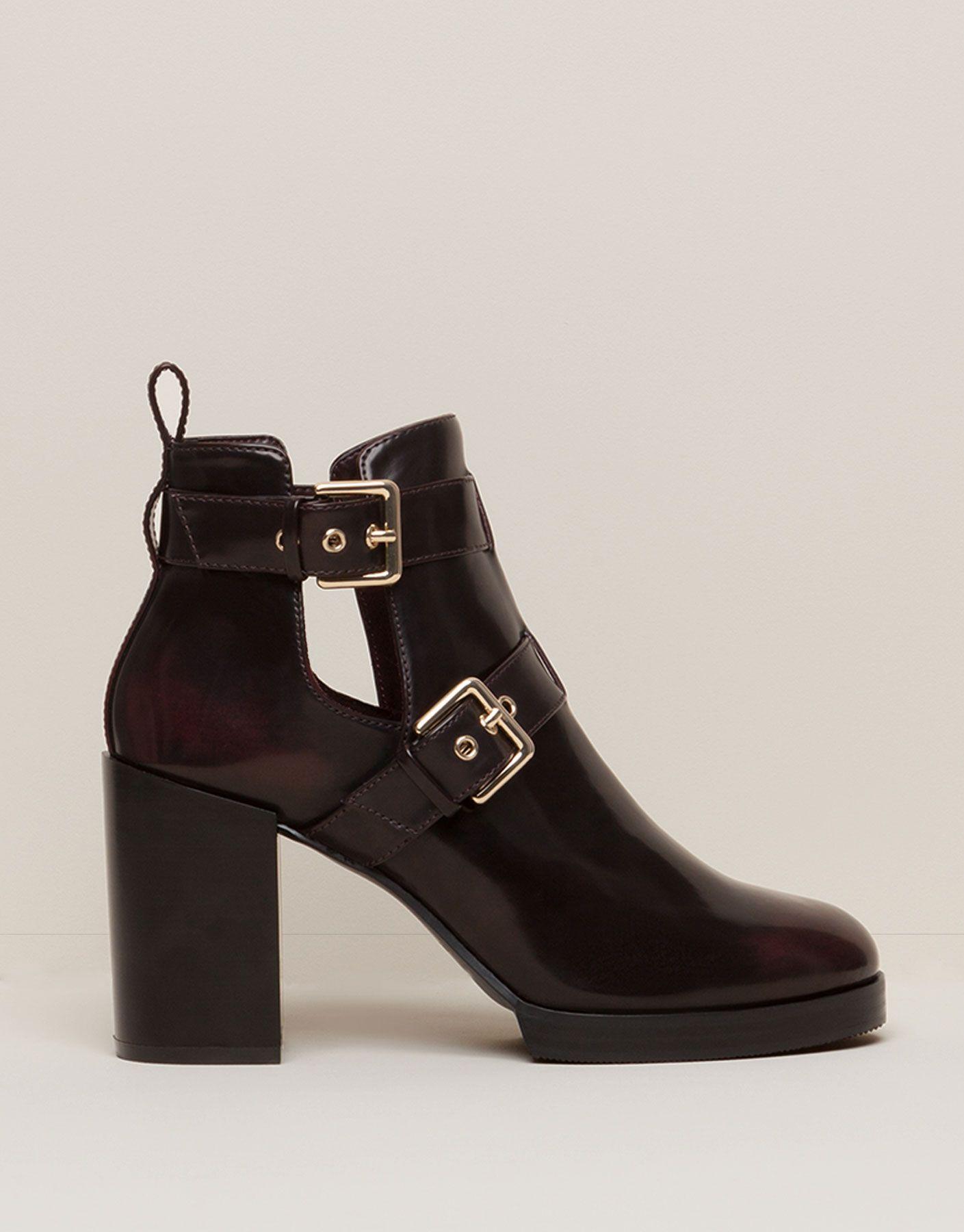 bottines talon 2 boucles | shoes-ista | pinterest | bottine talon