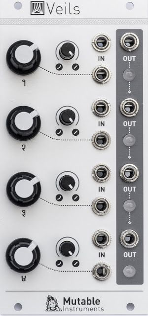 MATRIXSYNTH: Mutable Instruments Introduces New Veils Eurorack ...