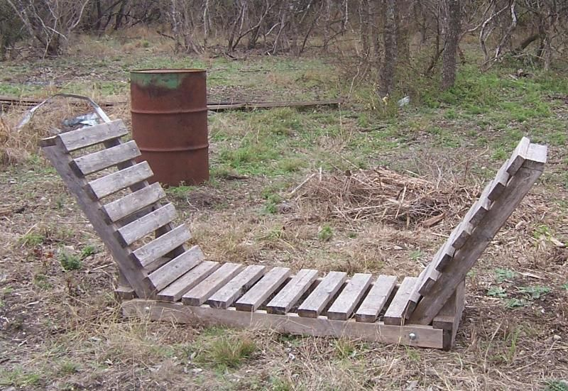 Stealth Survival Prepping Project Diy Wood Storage Rack Wood Storage Rack Wood Storage Firewood Storage