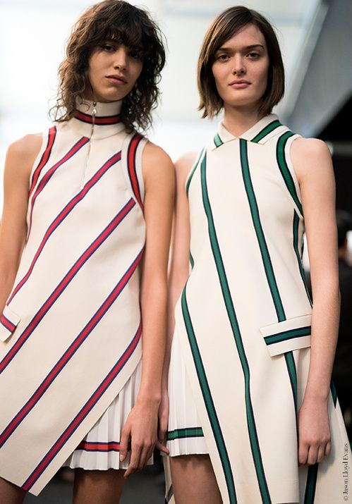 Backstage at the Lacoste Fall Winter 2015-2016 show   Pinterest ... 041d20afed