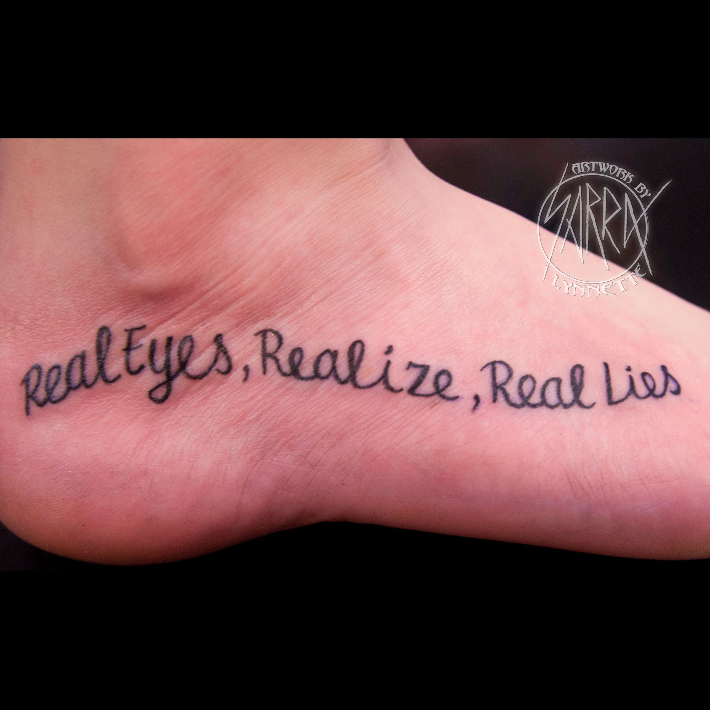 Pin lovi poe for tattoo pictures to pin on pinterest on pinterest - Tupac Lyrics Tattoo By Sarra Lynnette Love This Tatt Find This Pin
