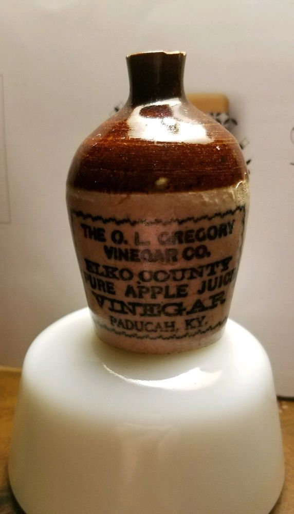THE O. L GREGORY VINEGAR CO, ELKO COUNTY PURE APPLE JUICE