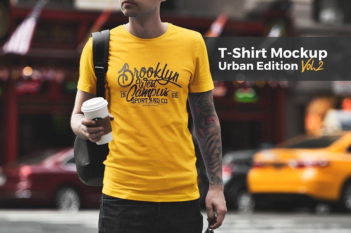 Download T Shirt Mockup Urban Edition Shirt Mockup Clothing Mockup Tshirt Mockup