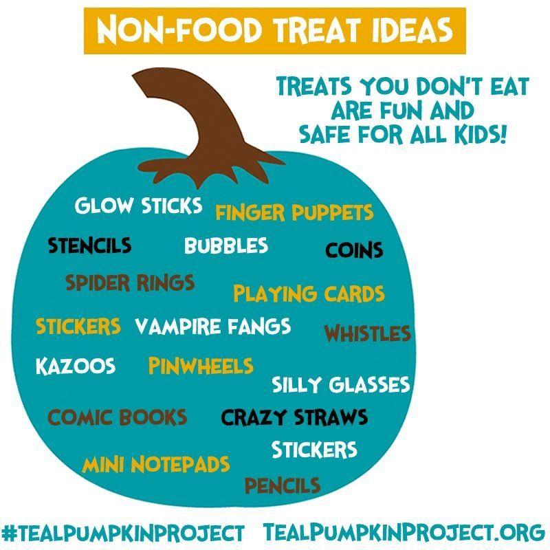 Non-Food Treat Ideas