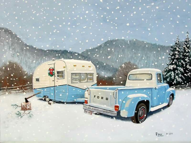 Pin by Denise Melbie on Campers, retro and vintage CUTE | Pinterest | Rv