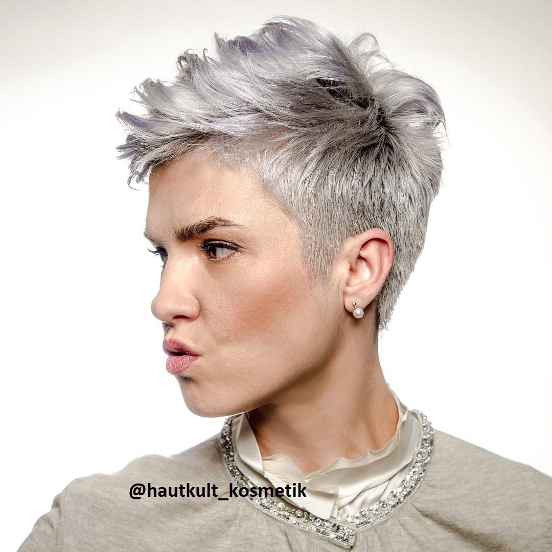 Undercut oder Pixie Cut? Neue Frisuren – Frisuren Stil Haar – kurze und lange Frisuren