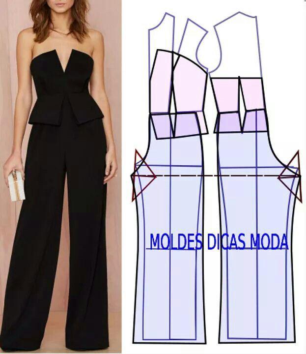 Pin de Vale Figueroa en Vestidos | Pinterest | Pantalones para ...