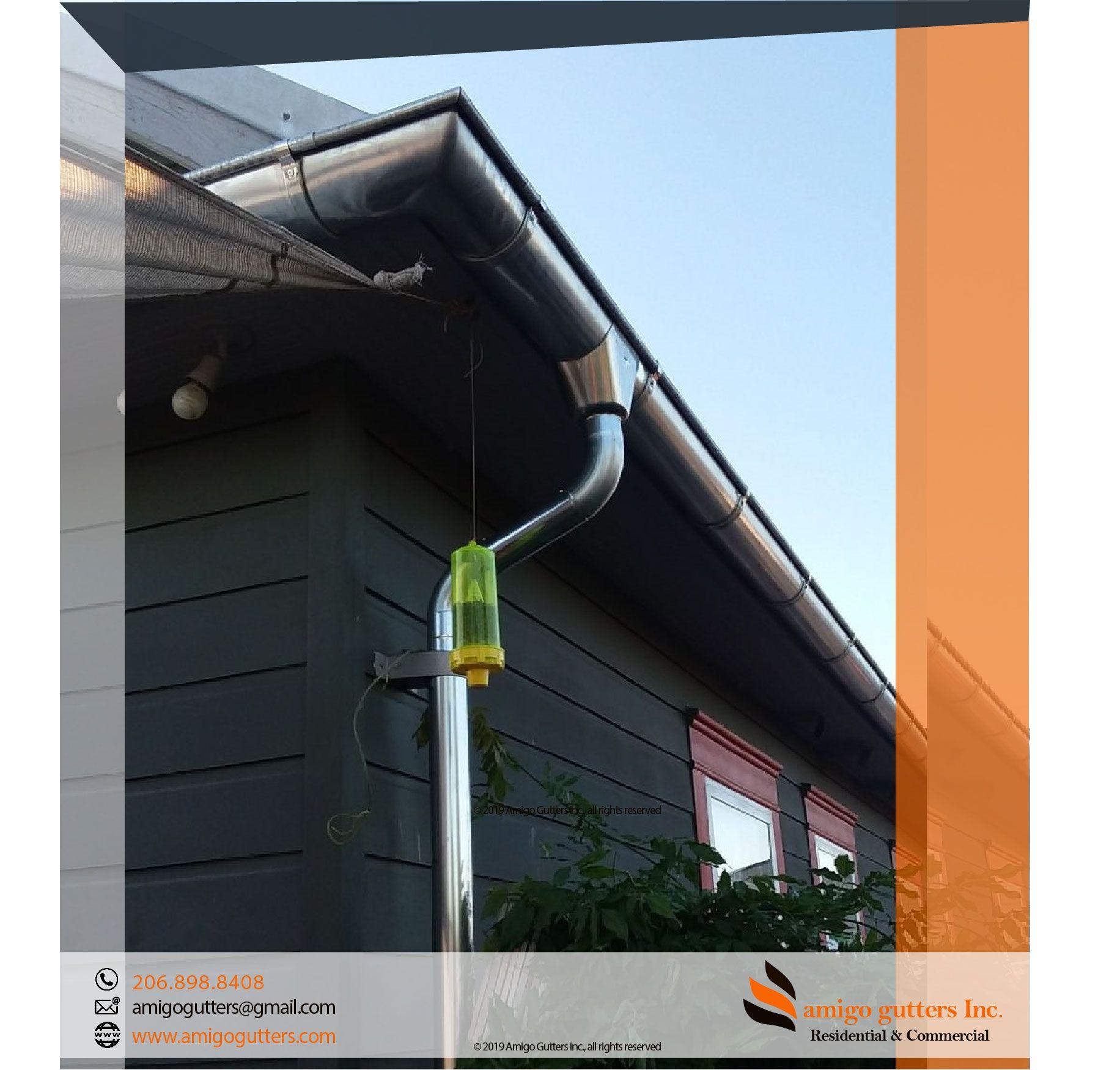 Zinc Half Round Gutters Gutters Corrugated Metal Roof Metal Roof