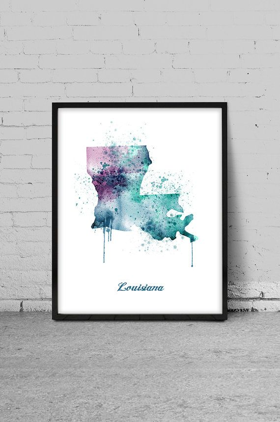 Cool Poster RoundUp Pinterest Watercolor Rabbit Hole And Flats - Cool map posters