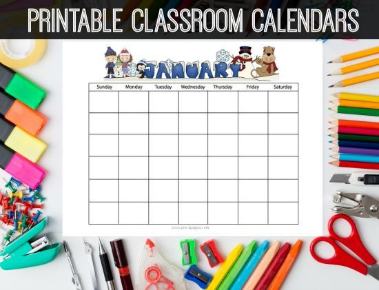 Classroom Calendars  Homework Calendar Homework And PreSchool